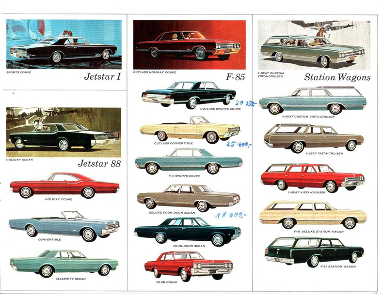 1965 442 Specs Colors Facts History And Performance