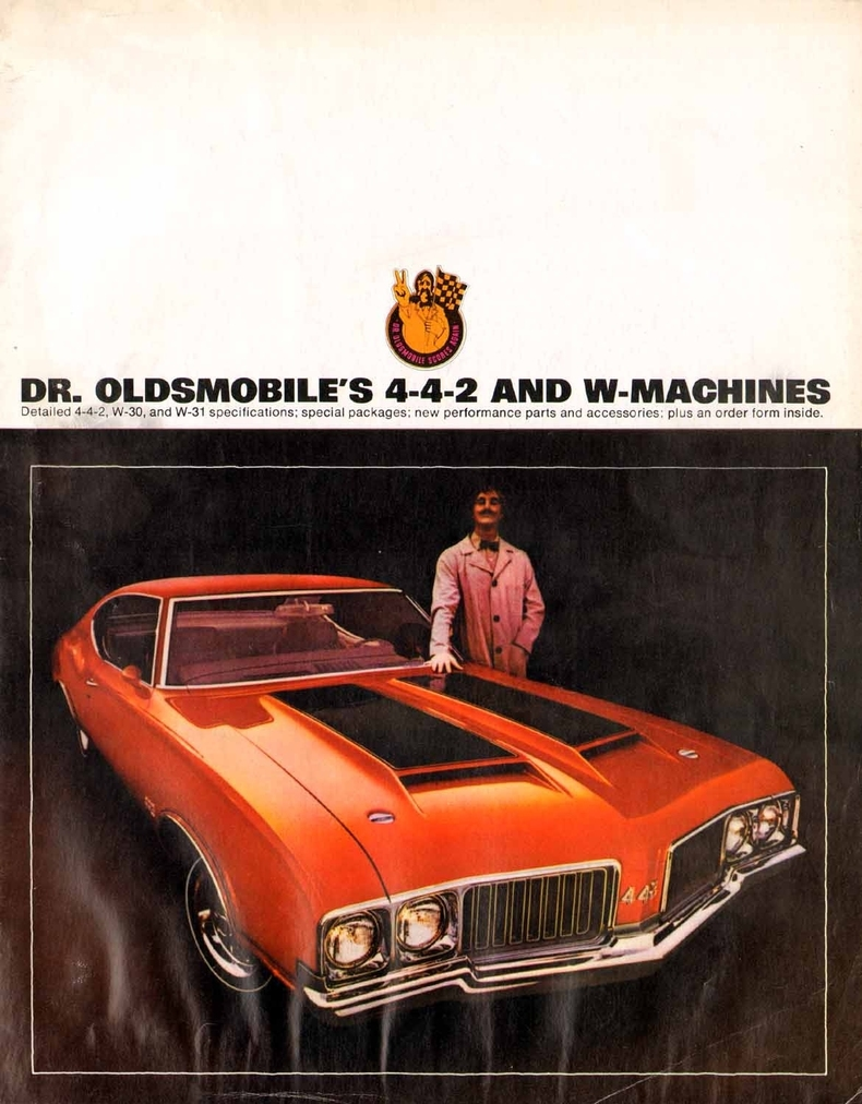 1970 Oldsmobile 442 | My Classic Garage