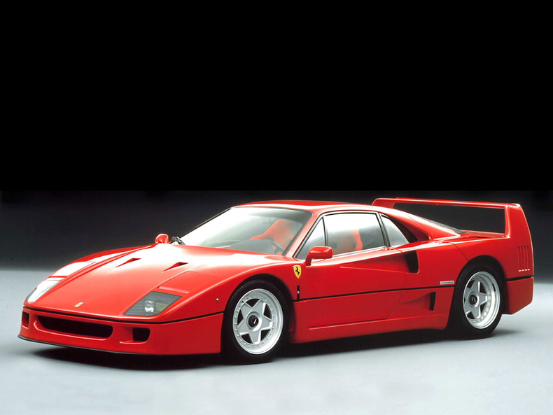 2001 ferrari f40 low res