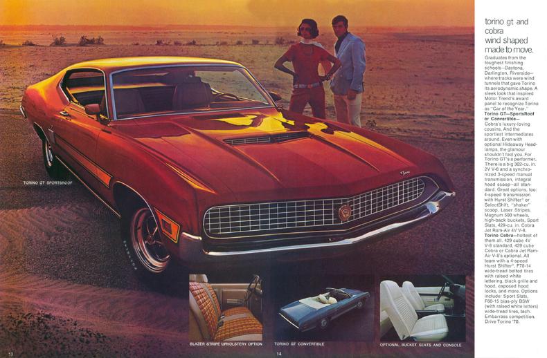1970 Ford Torino My Classic Garage