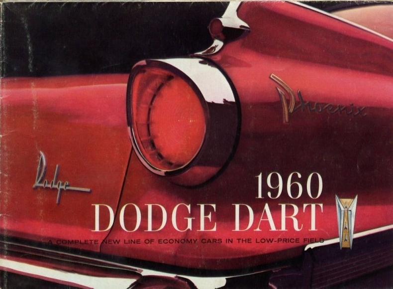 1952 1960 dodge dart brochure 01 low res