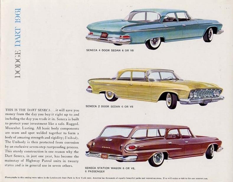 1961 Dodge Dart My Classic Garage