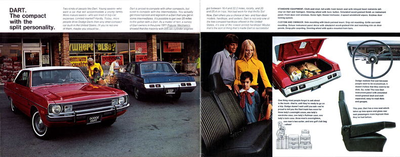 Dodge Demon Colors >> 1972 Dodge Dart | My Classic Garage