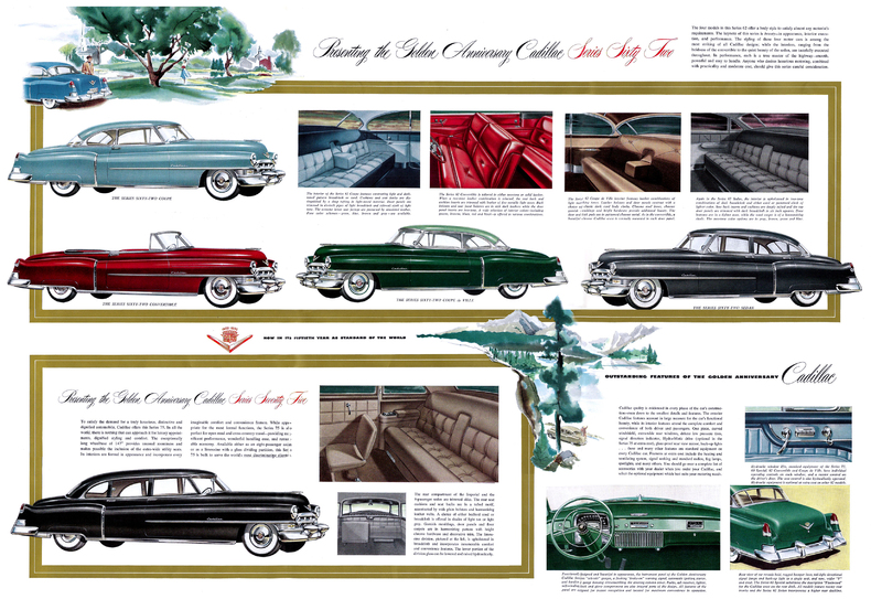 1952 Deville Specs Colors Facts History And