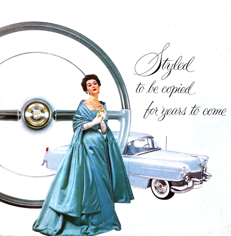 1954 DeVille Specs, Colors, Facts, History, And