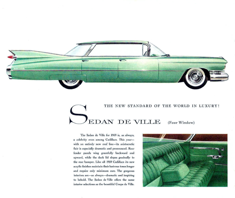 1959 DeVille Specs, Colors, Facts, History, And