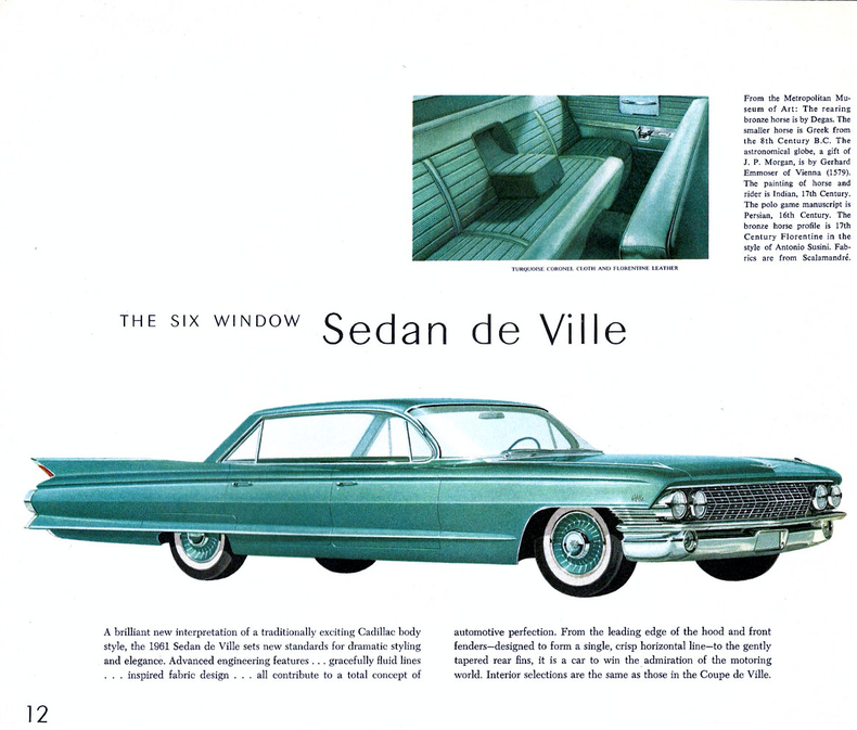 1961 Cadillac Deville My Classic Garage