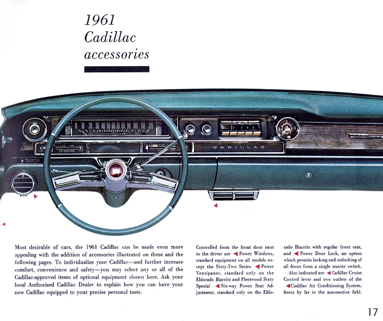 1961 Cadillac Deville My Classic Garage