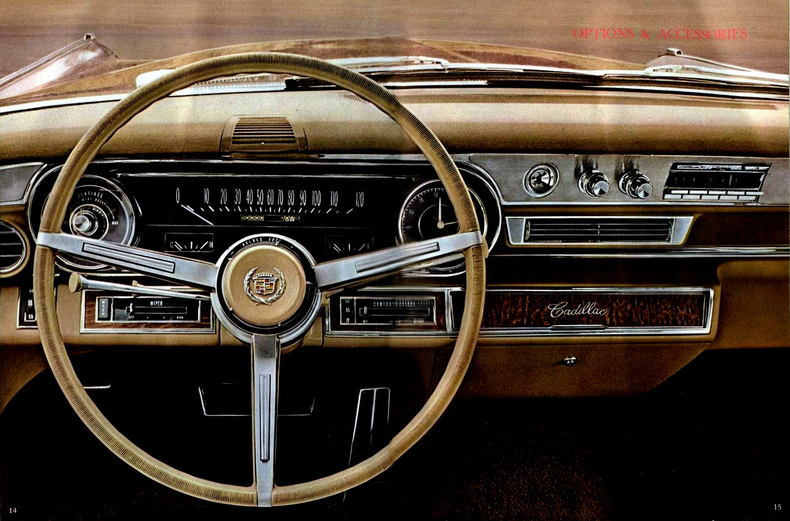 1965 Deville Specs Colors Facts History And