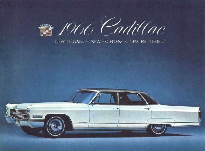 1966 Deville Specs Colors Facts History And
