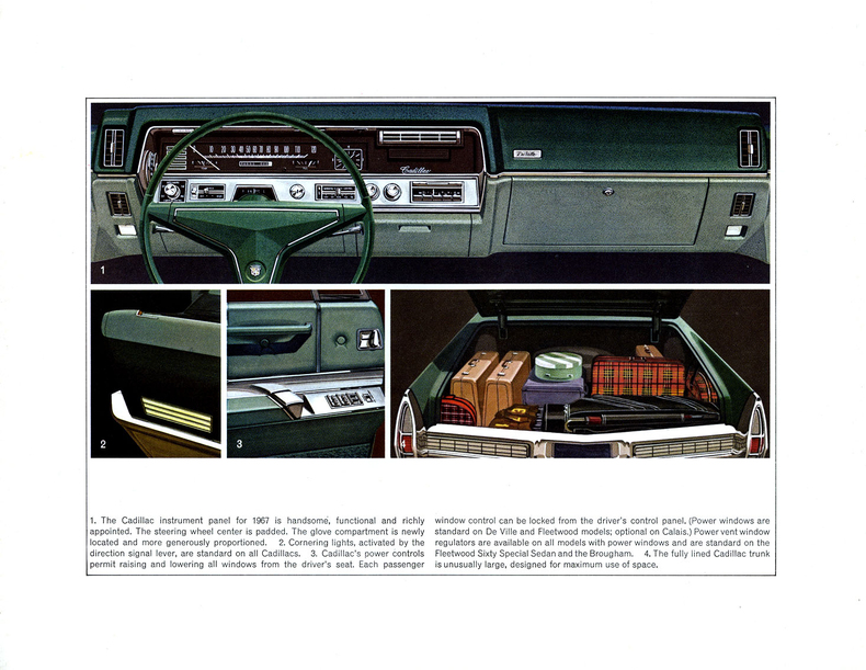 1967 cadillac fuse box 1967 deville specs, colors, facts, history, and ...