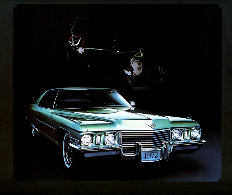 1972 DeVille Specs, Colors, Facts, History, And