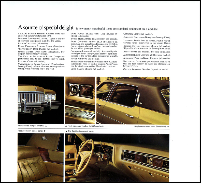 1973 DeVille Specs, Colors, Facts, History, And