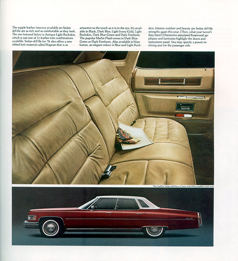 1976 DeVille Specs, Colors, Facts, History, And