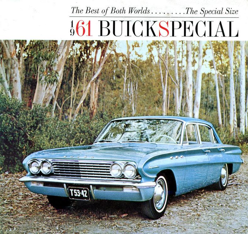 1961 Buick Skylark My Classic Garage
