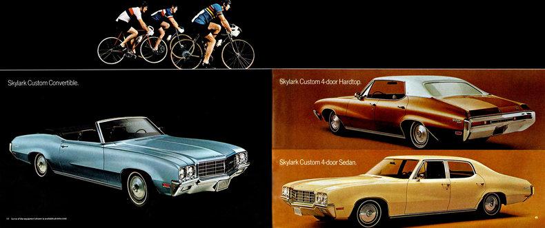 1970 Buick Skylark My Classic Garage
