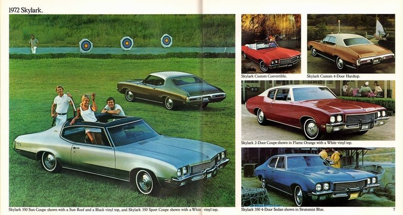 1972 Buick Skylark My Classic Garage