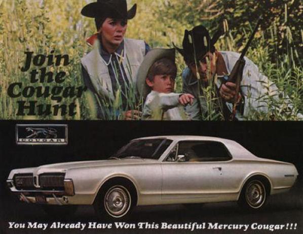 2585 1967 mercury cougar promotion flier 01 low res