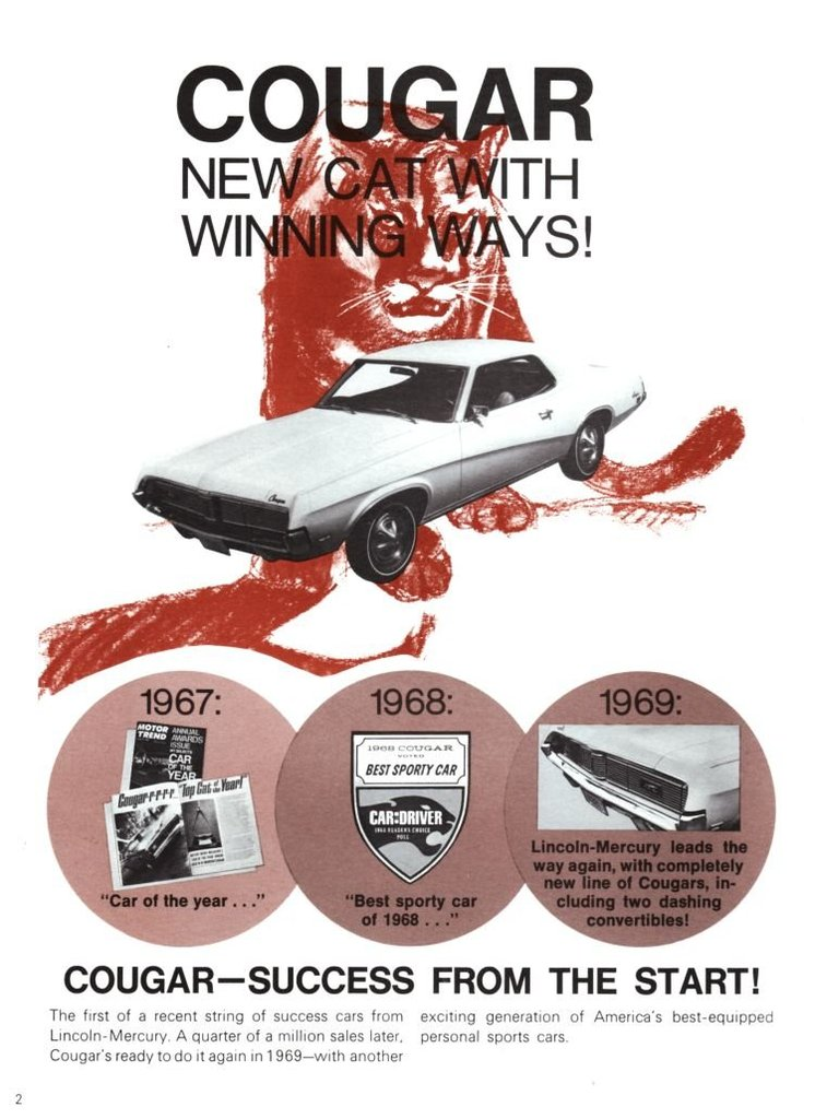 2602 1969 mercury cougar booklet 02 low res