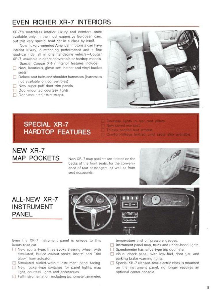 2609 1969 mercury cougar booklet 09 low res