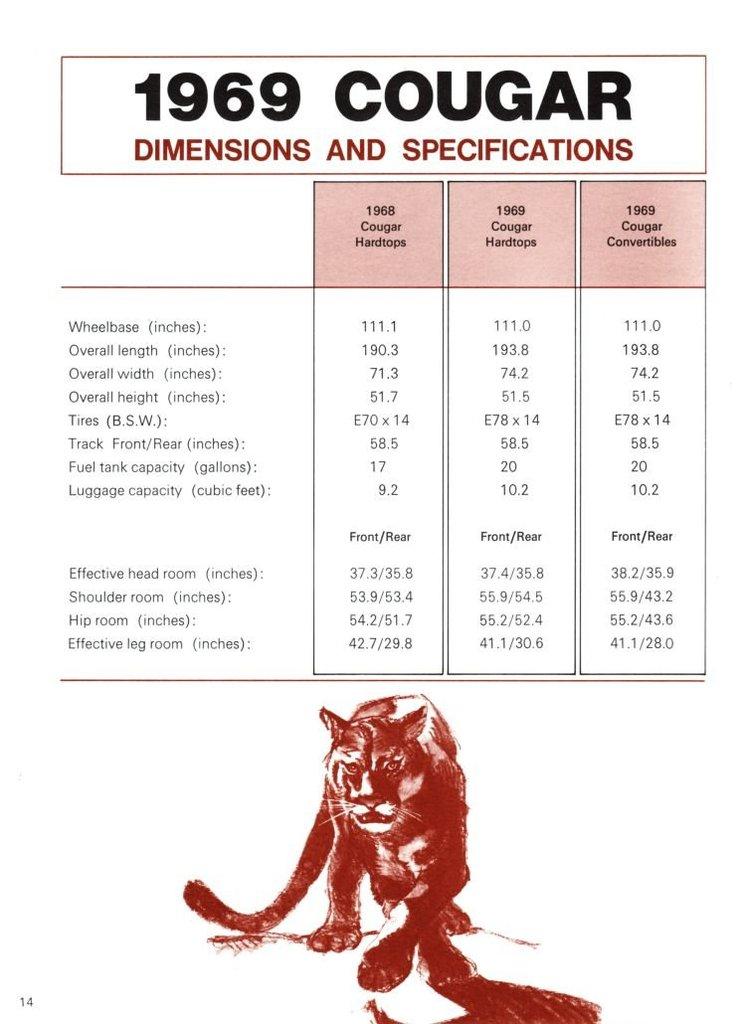 2614 1969 mercury cougar booklet 14 low res