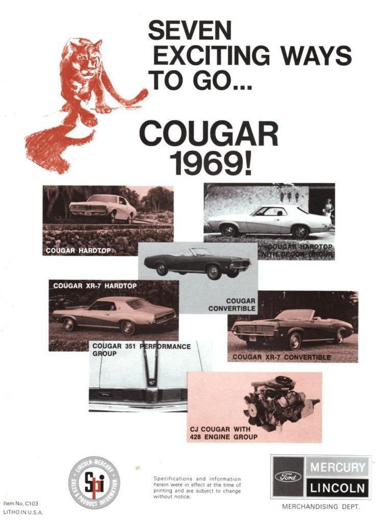 2616 1969 mercury cougar booklet 16 low res