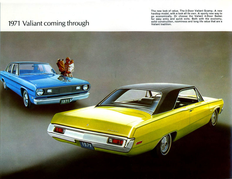 For Sale Nissan Skyline >> 1971 Plymouth Duster | My Classic Garage