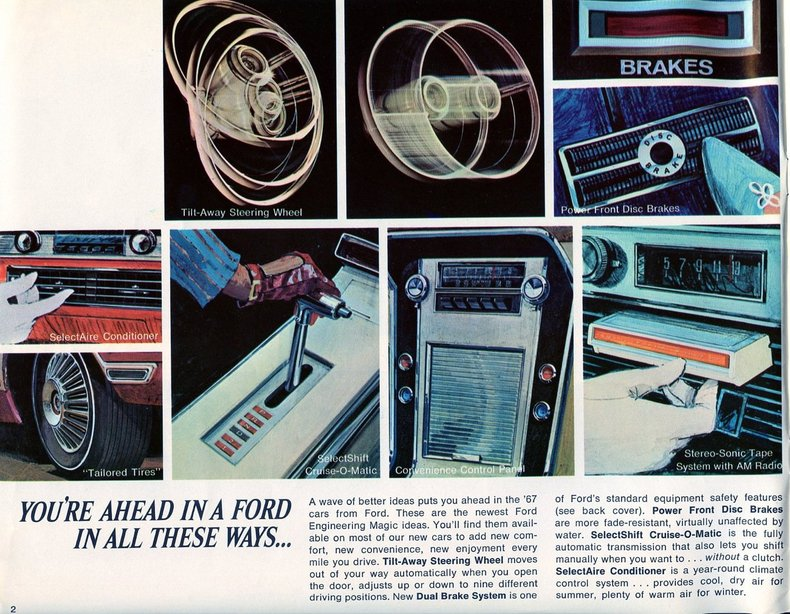 1967 Ford Fairlane My Classic Garage