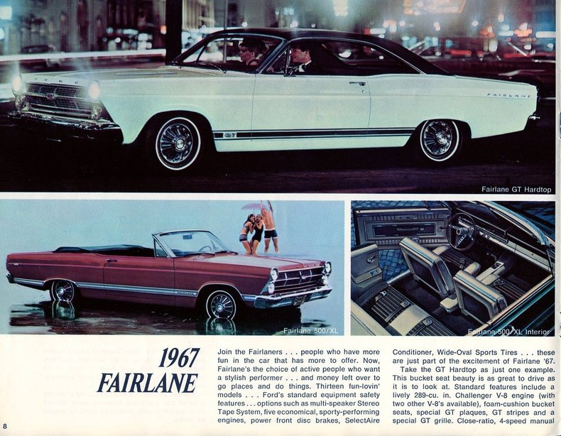 1967 Ford Fairlane | My Classic Garage