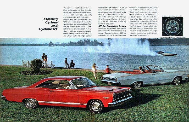 Top Car Inverness >> 1967 Mercury Comet | My Classic Garage