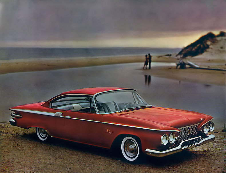 1961 Fury Specs Colors Facts History And Performance
