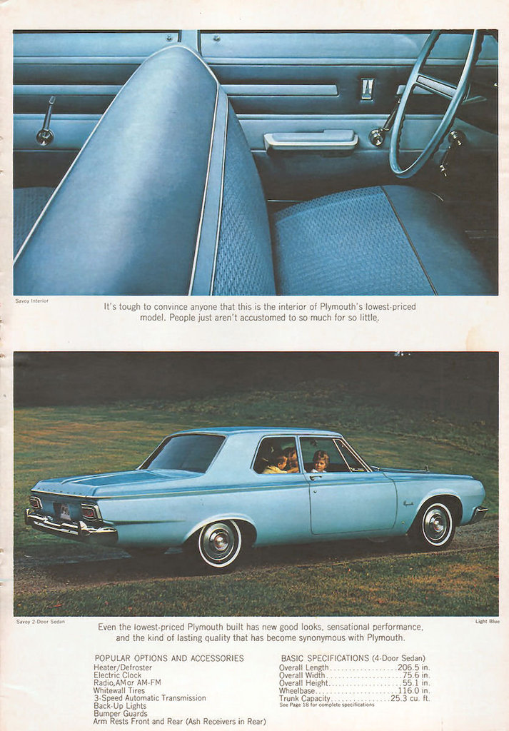 Shelby F150 For Sale >> 1964 Plymouth Fury | My Classic Garage