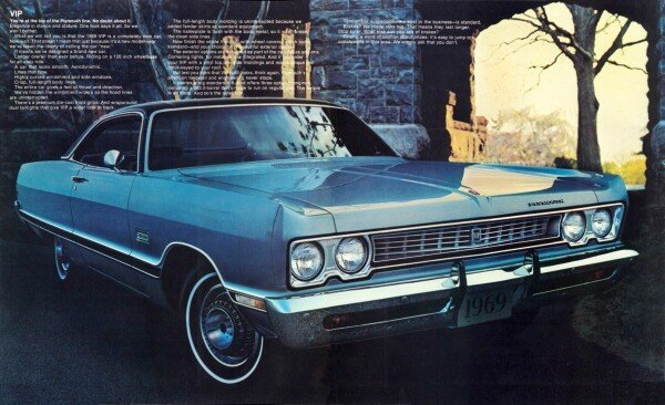 1969 Fury Specs Colors Facts History And Performance