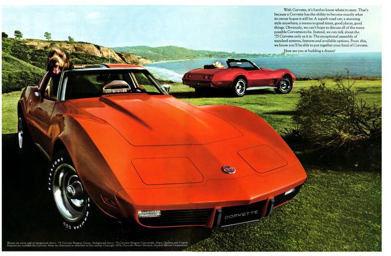 1975 Chevrolet Corvette | My Classic Garage