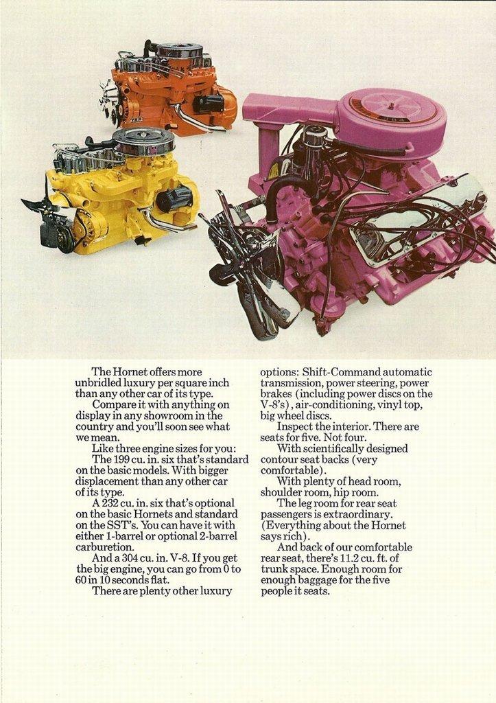 1970 Amc Hornet My Classic Garage