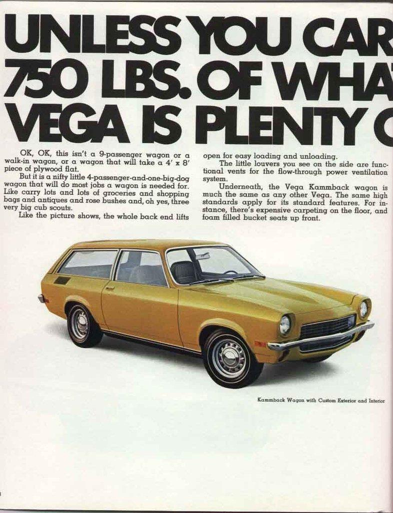 1970 Chevrolet Vega | My Classic Garage