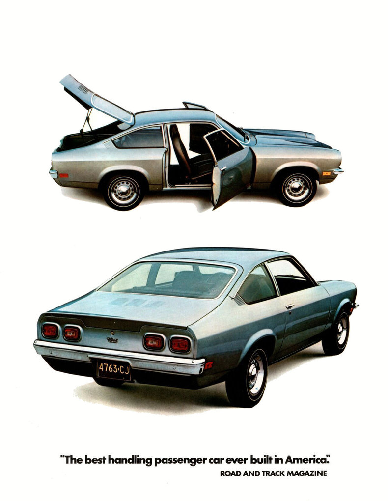 All Chevy 1977 chevrolet vega : 1972 Vega Specs, Colors, Facts, History, and Performance | Classic ...