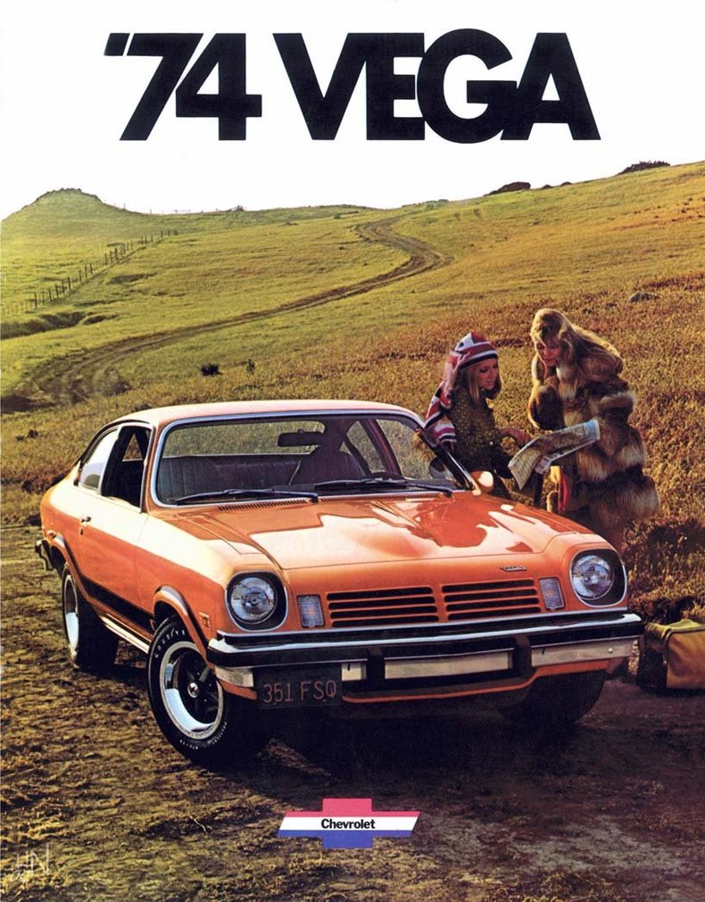 All Chevy 1977 chevrolet vega : 1974 Vega Specs, Colors, Facts, History, and Performance | Classic ...