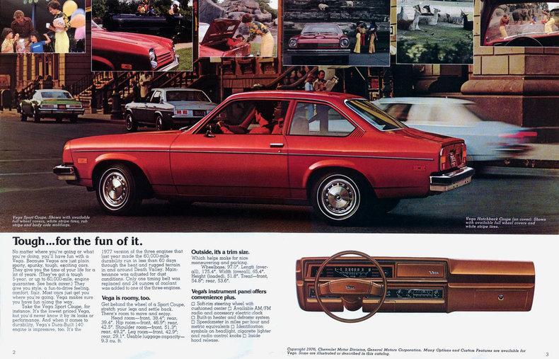 1977 Chevrolet Vega | My Classic Garage
