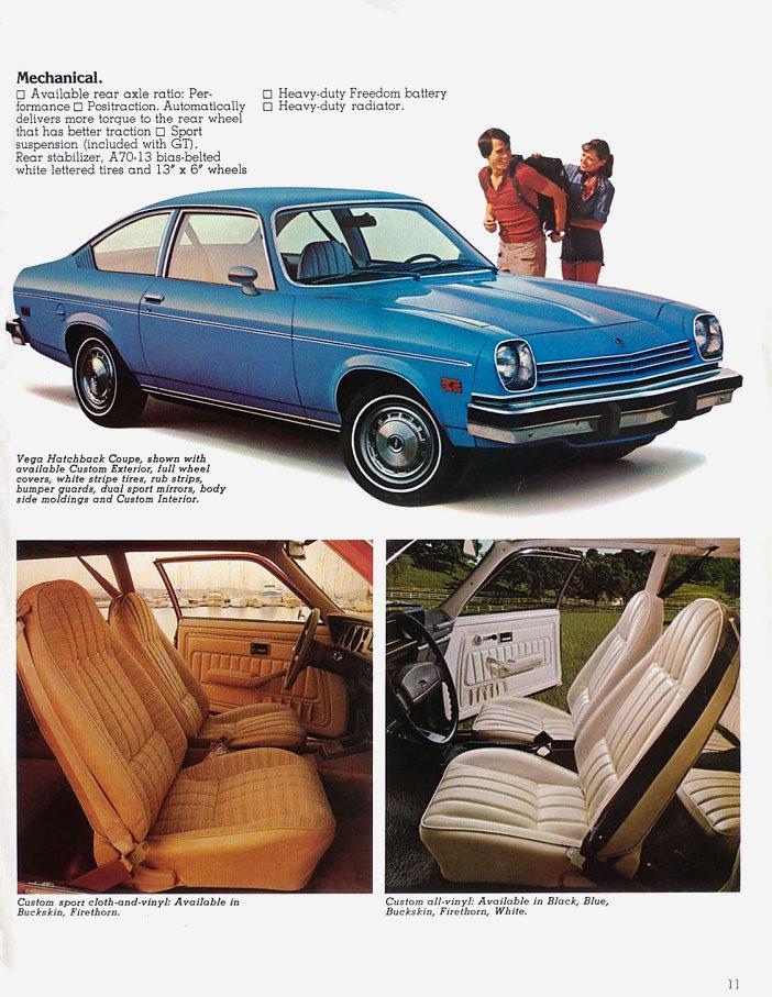 1977 Chevrolet Vega My Classic Garage
