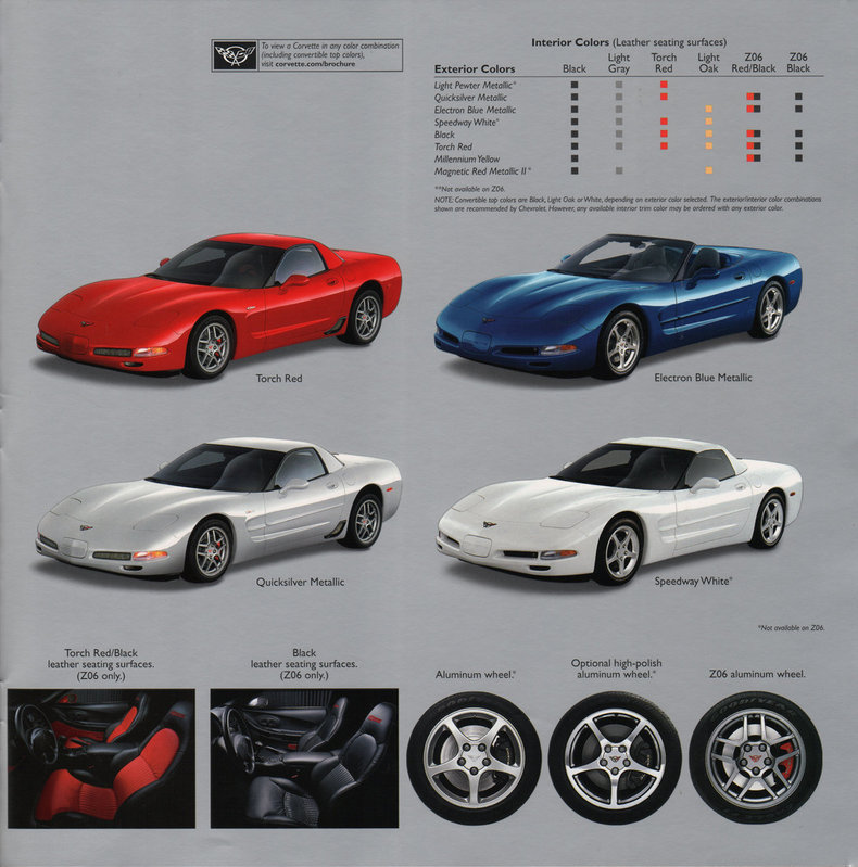 2002 Chevrolet Corvette | My Classic Garage
