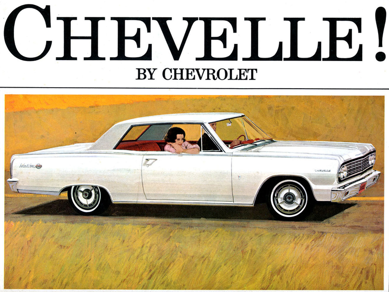 Shelby F150 For Sale >> 1964 Chevrolet Chevelle | My Classic Garage