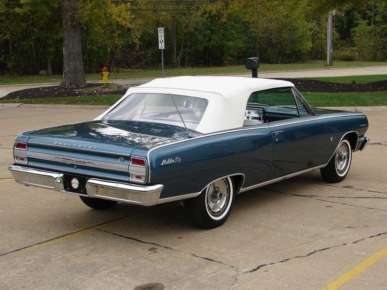 1964 Chevrolet Chevelle My Classic Garage