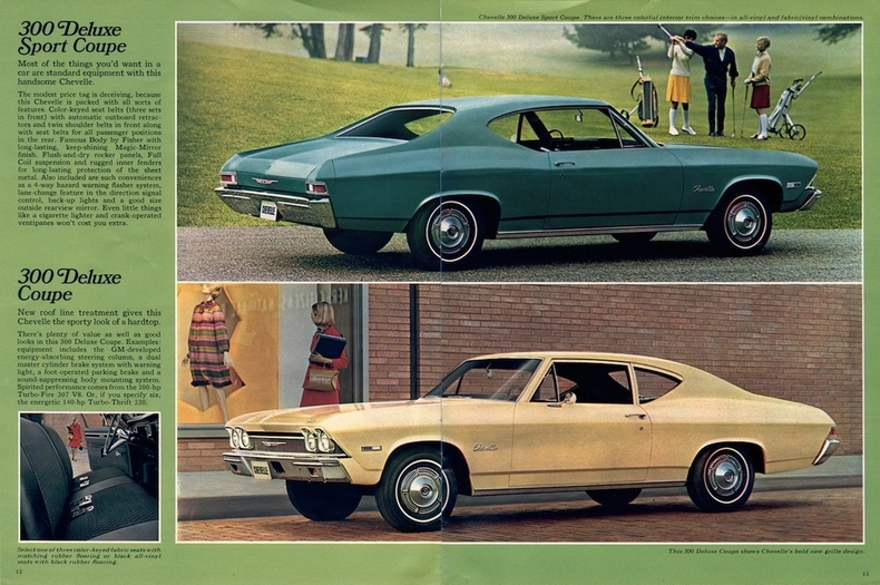 1968 Chevrolet Chevelle | My Classic Garage