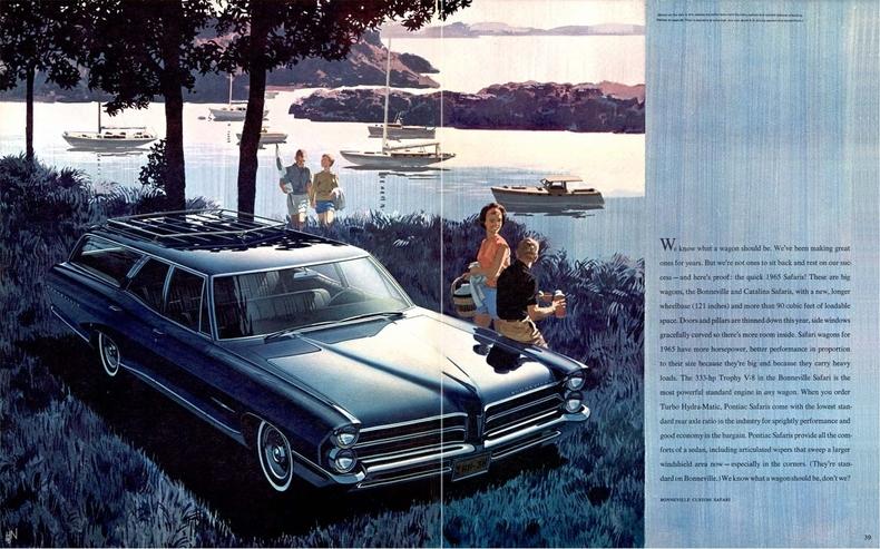 1965 Pontiac Gto My Classic Garage