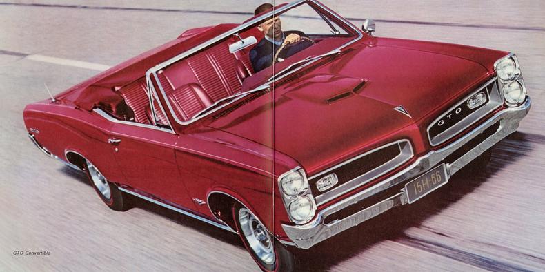 1966 Pontiac GTO   My Classic Garage