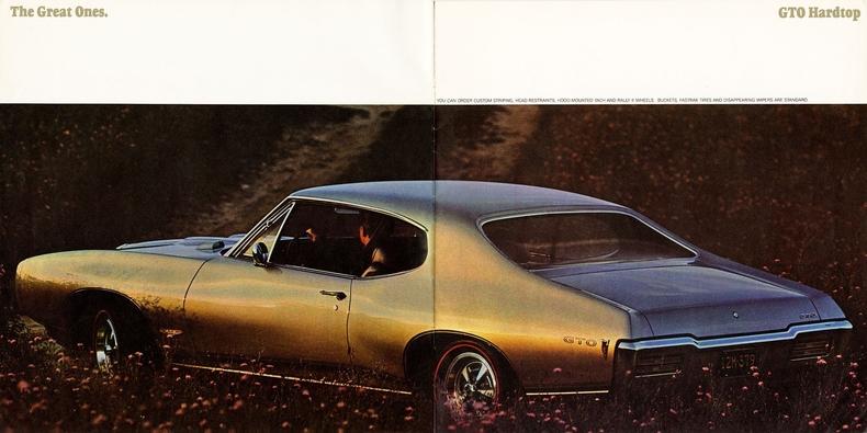 1968 Pontiac GTO - MuscleCarsForSaleInc.com - Buy your dream ...