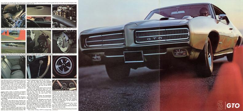 1969 Pontiac Gto My Classic Garage