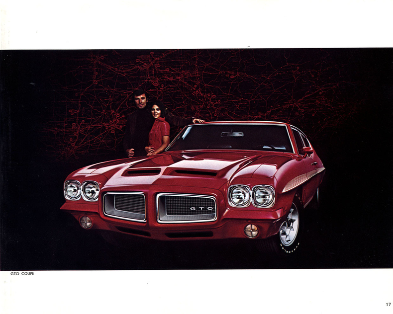 Corvette Convertible For Sale >> 1972 Pontiac GTO | My Classic Garage