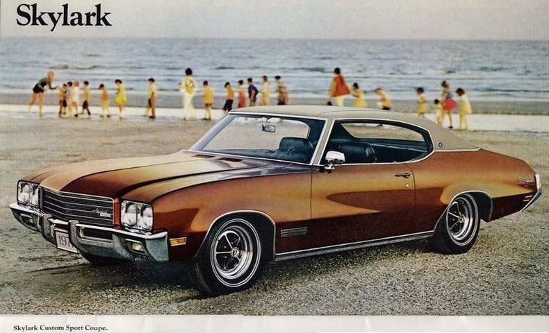 1971 Buick Gs My Classic Garage